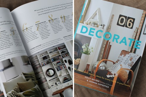 books- decorate
